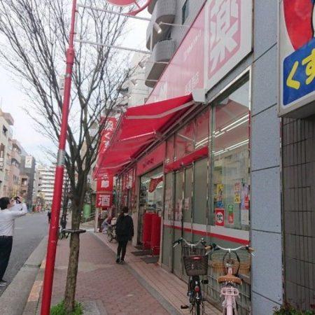東京都江戸川区|電動式オーニングテントの施工事例(店舗・軒先)