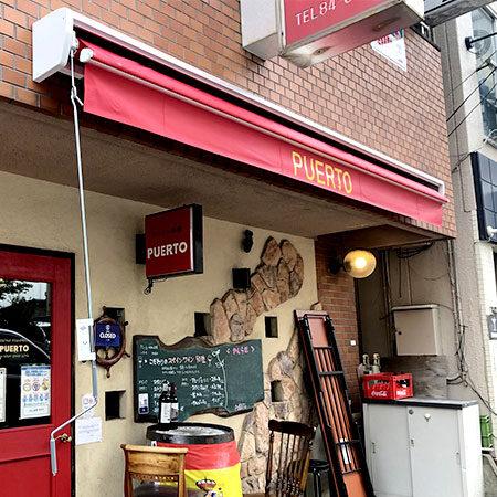 千葉県松戸市|手動式オーニングテントの施工事例(飲食店)