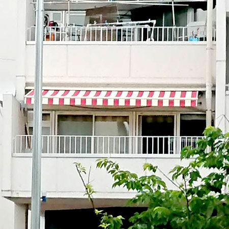 神奈川県横浜市 オーニング張替え(住宅)